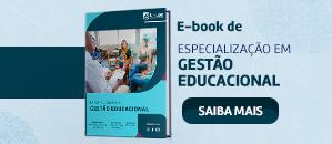 Especialização em Gestão Educacional