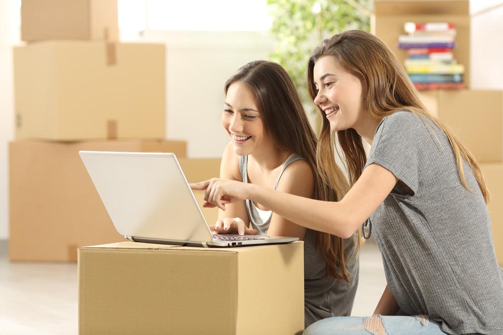 Sair de casa - dividir apartamento