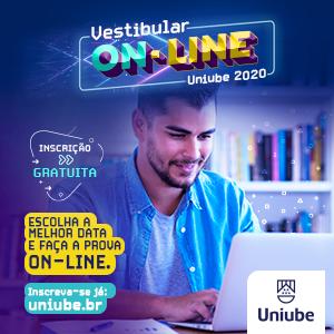 Vestibular online Uniube